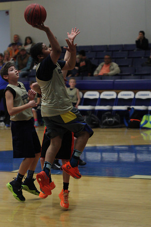 5TH BOYS VS CALUMET (KGF COUNTY TOURNAMENT) 2/17/14