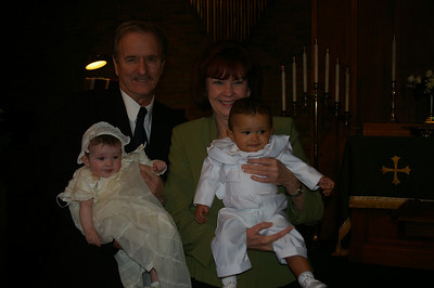 Desmond Rabe - Baptism 2012