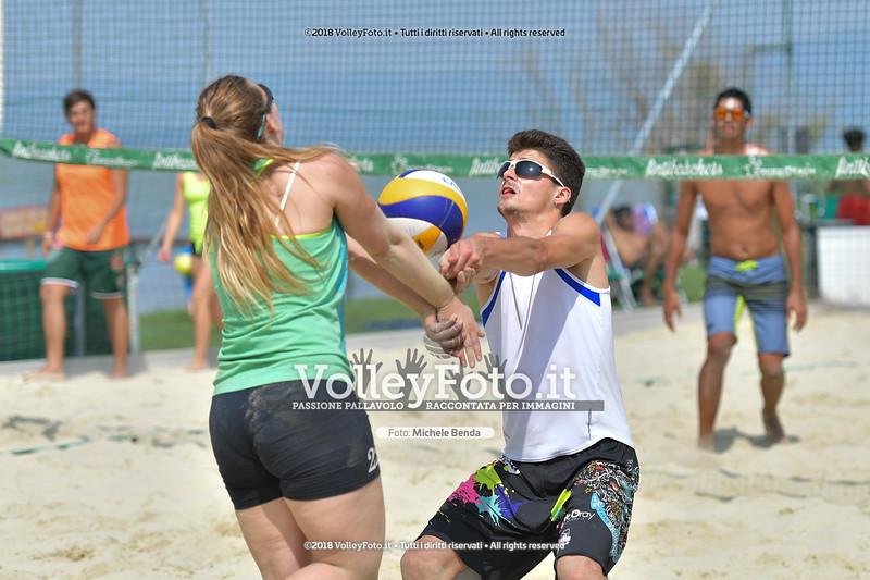 presso Zocco Beach PERUGIA , 25 agosto 2018 - Foto di Michele Benda per VolleyFoto [Riferimento file: 2018-08-25/ND5_8751]