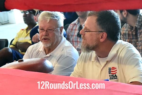 Bout 2 Rafael DeJesus, Strongstyle/Old School -vs- Darius Sitgraves, Bar None Boxing, 75 lbs, Bantam