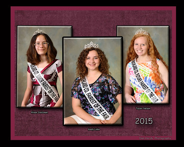 Richland Co Fairest 2015