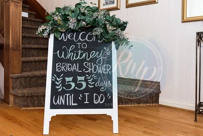 W Rickard Bridal Shower