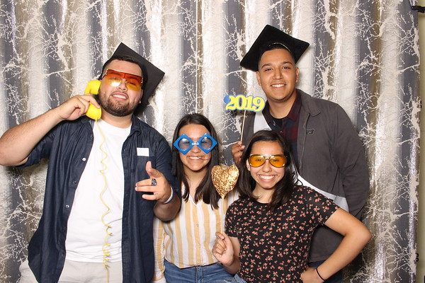 Pierce HS Grad Night 2019