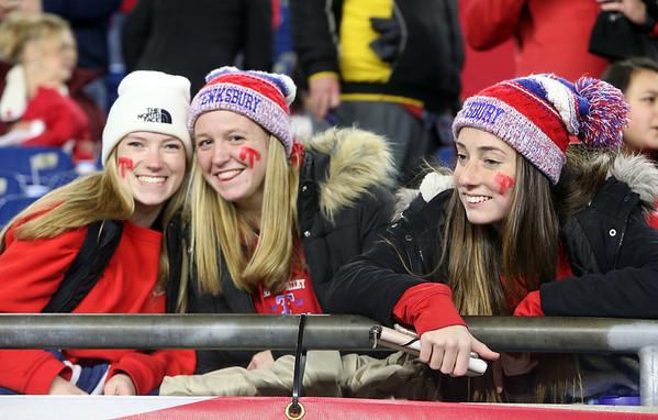 Faces in Crowd: Tewksbury football super bowl