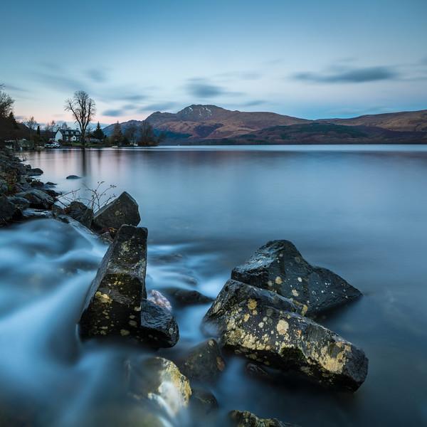 Slow me down - Loch Lomond
