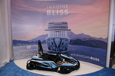 Norwegian Cruise Line's Global Reveal of Norwegian Bliss