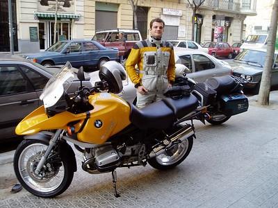 Spanish Adventure Ride #1