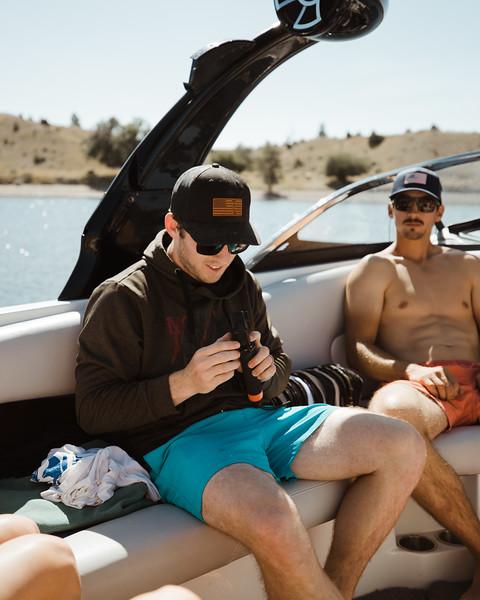 Branded Bills - Boating