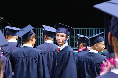 Cameron Bellarmine Graduation