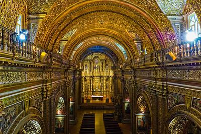 2008-08-09 Susan B. Hale Concierto Jesus Regresa at Iglesia De La Compañia