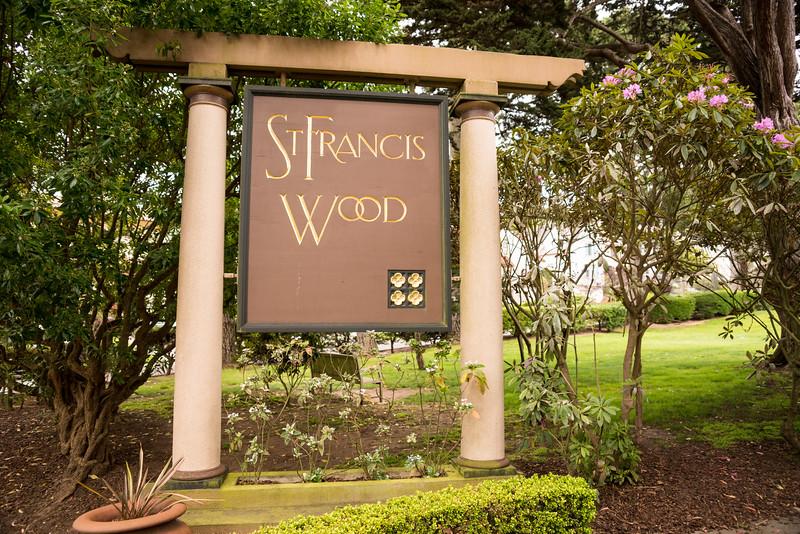 St. Francis Wood