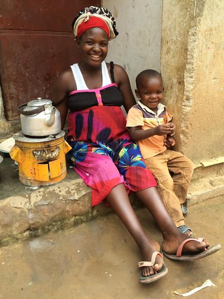 KAWEMPE-TULA, UGANDA: Noela Alice