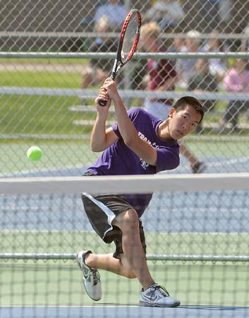 Boys State Tennis