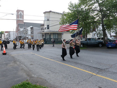 MAHANOY CITY MEMORIAL DAY PARADE 5-31-201 PICTURES BY COALREGIONFIRE