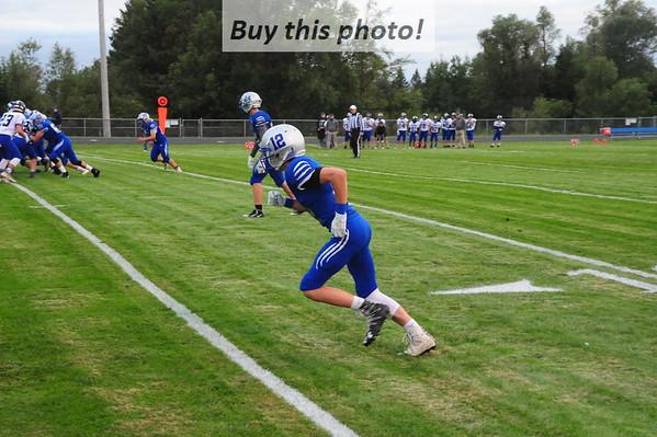 BBE football v. LPGE 09-13