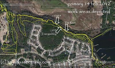 14 February 2012 Trail Dynamics on West Cadillac