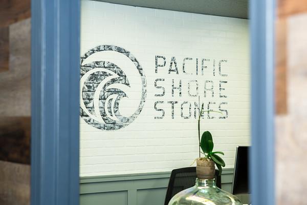 Luxe Pacific Shore Stones