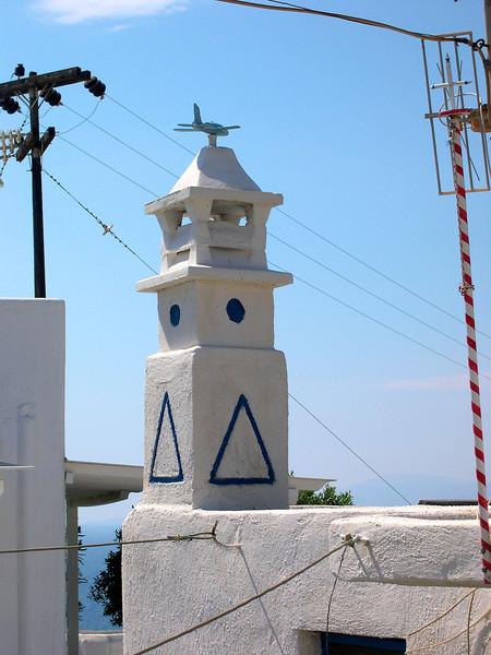 Mykonos - July 2003