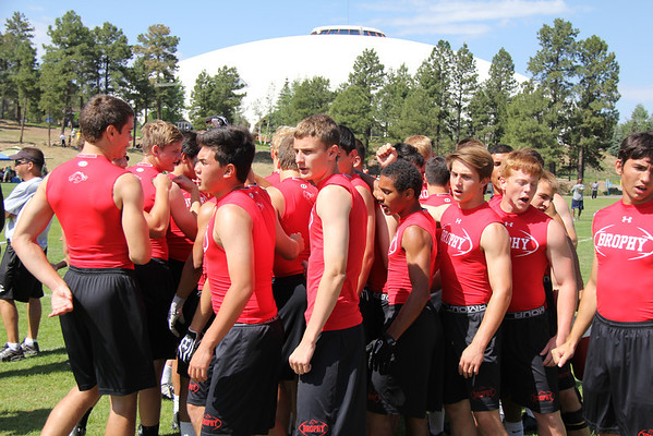 NAU 7 on 7 Tournament