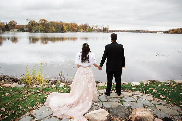 Amanda + Kyle Wedding