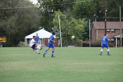 Men's Soccer Sep 9th 2011