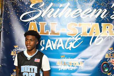 OCTOBER 19TH, 2019: SHIHEEM'S ALL-STAR SAVAGE 16