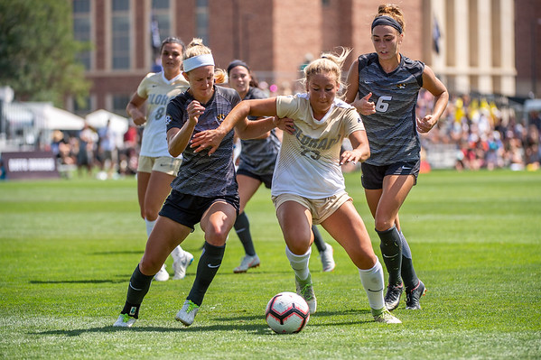 NCAA - Women's Soccer - CU vs Missouri - 2018-08-25