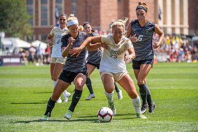 NCAA - Women's Soccer - CU vs Missouri - 2018-08-25