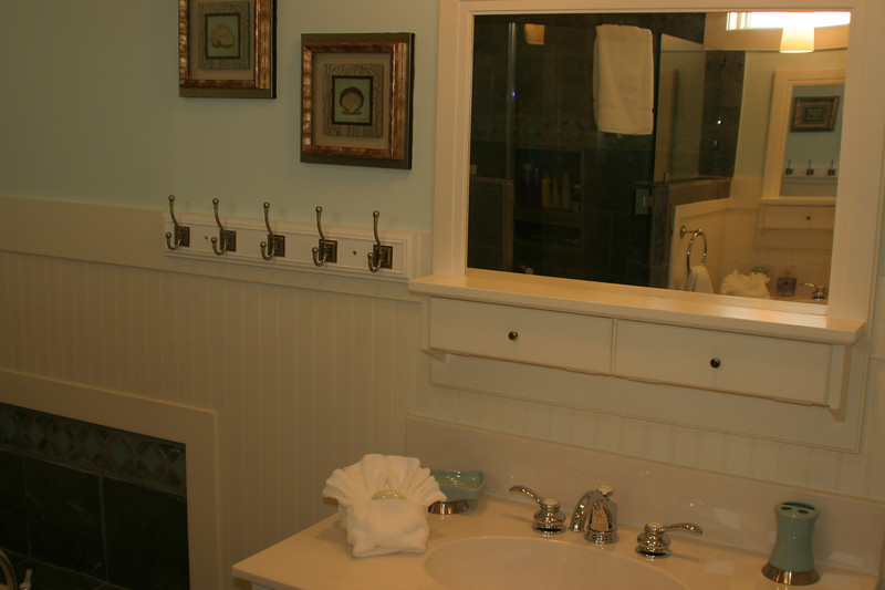 third floor- master bath room