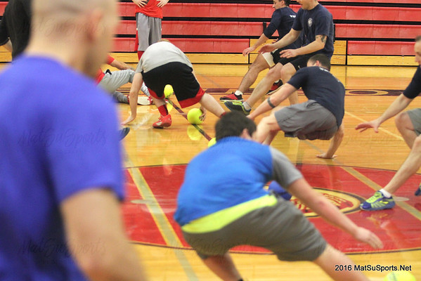 1st Annual Wasilla Baseball Dodgeball Tournament 1-30-2016