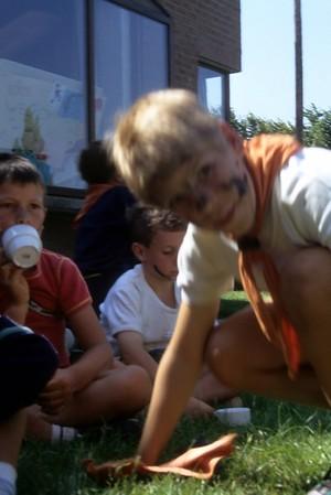1989-1990 - Kamp - RAV - Schellebelle