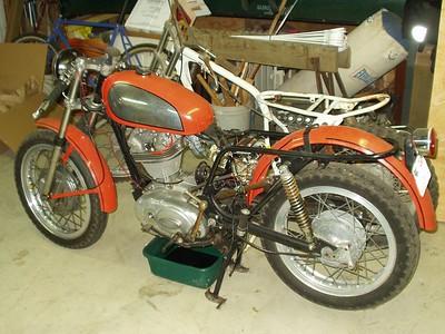 1972 Ducati Mototrans 350 Road