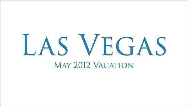 Las Vegas - May 2012
