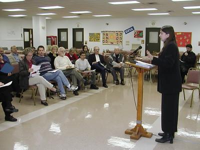 Parish Council Regional Seminar - November 19, 2003