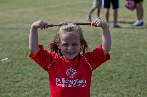Soccer Girls in 2011
