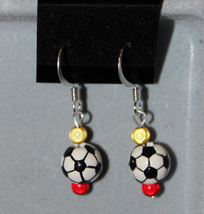 Sport ball Earrings