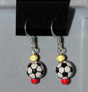 Sport ball Earrings