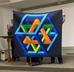 2020 Captiol City Quilt Guild Show and Tell