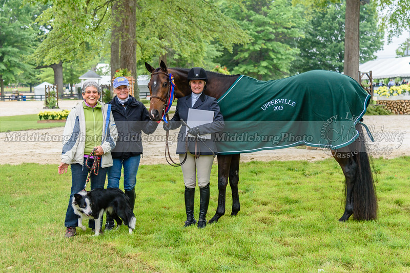 2015 Upperville Colt and Horse Show