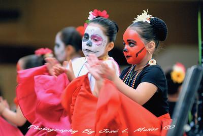 2011-10-29 & 30 Dia de los Muertos & Halloween