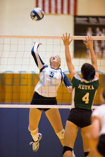 Women's Volleyball vs. Keuka