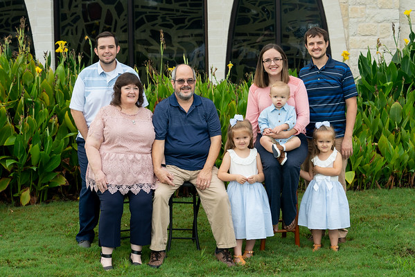 Mccarroll Family