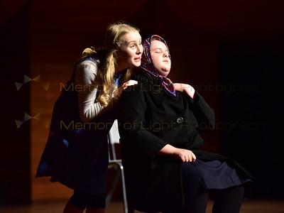 Queen Margaret College: Romeo & Juliet - Act II sc v