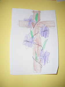April 20th ~  DART Discipling with Easter Cards