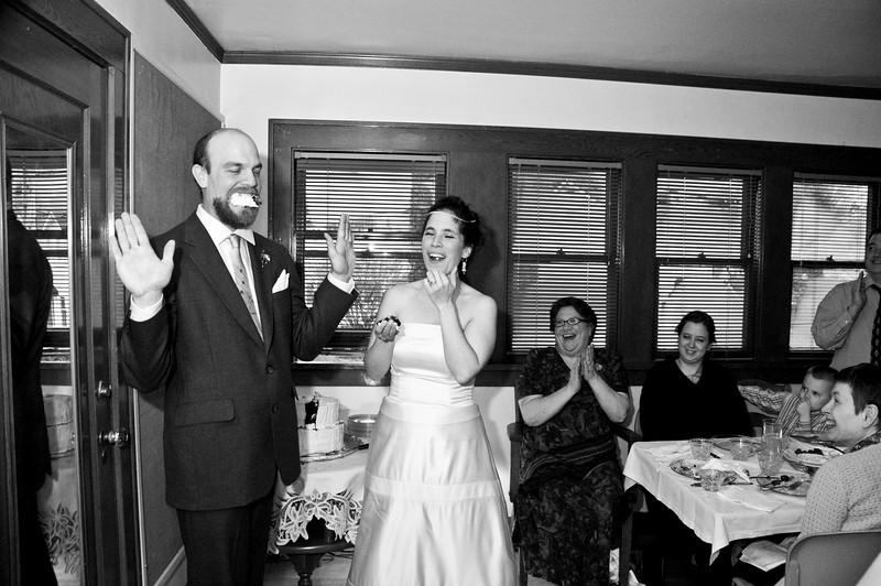 Amanda and Derrick Wedding