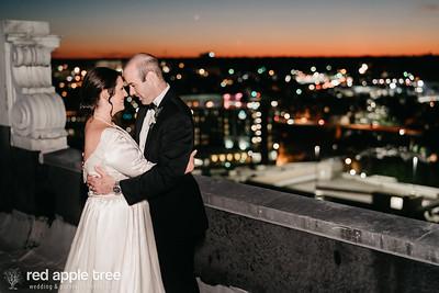 Amelia + Andrew Wedding