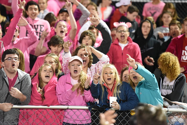 Student Crowd-Waverly FB Game