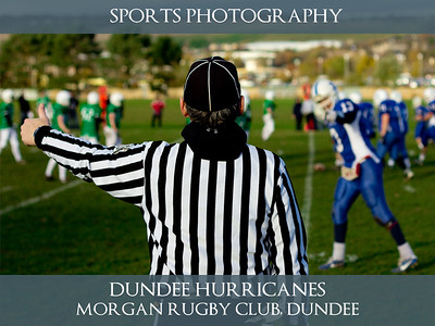 Dundee Hurricanes 2013 - Sports Photography