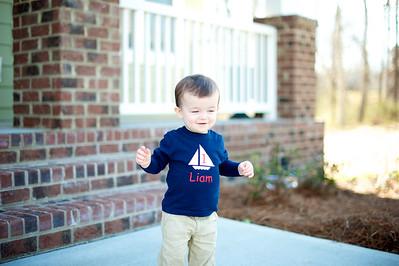 Liam 1 year