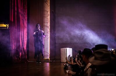 Cassandra, Michael and Djahari Tango, Phantasmagorey 2012